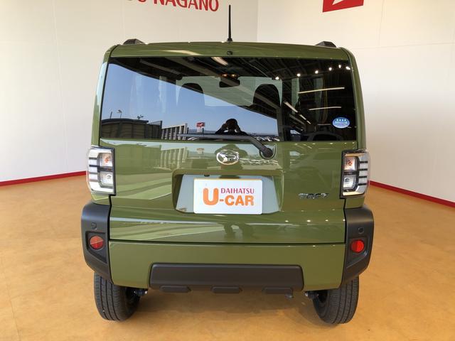 タフトGターボ 長野ダイハツ販売認定中古車(長野県)の中古車