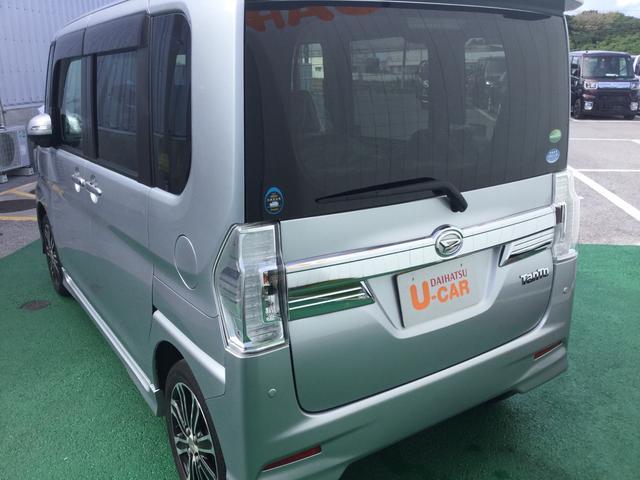 タントカスタムRS SAII(沖縄県)の中古車