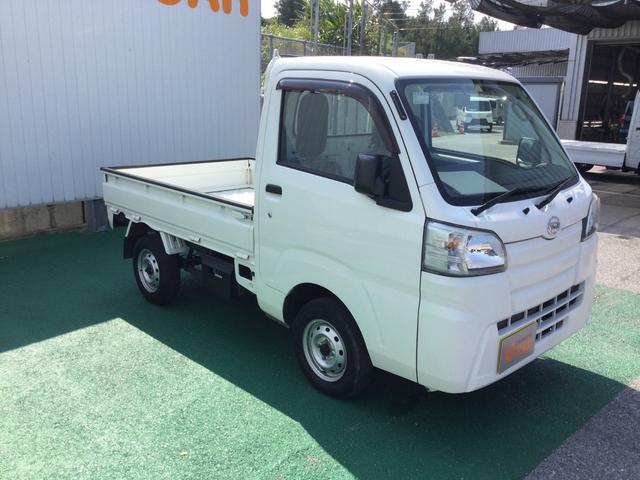 ハイゼットトラックスタンダード エアコン・パワステレス(沖縄県)の中古車