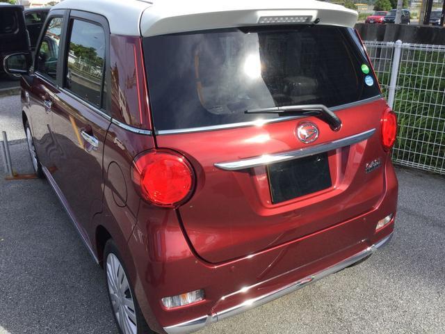 キャストスタイルX リミテッド SAIII(沖縄県)の中古車