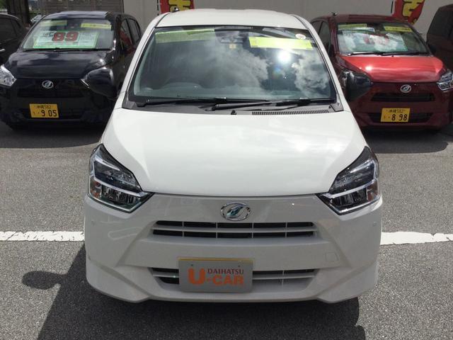 ミライースX SAIII(沖縄県)の中古車