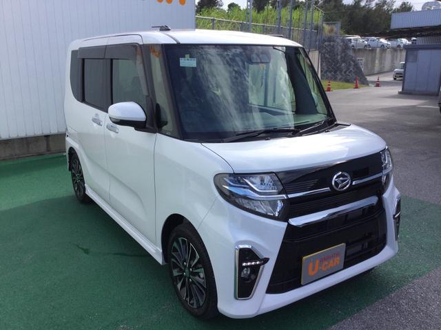 タントカスタムRS(沖縄県)の中古車