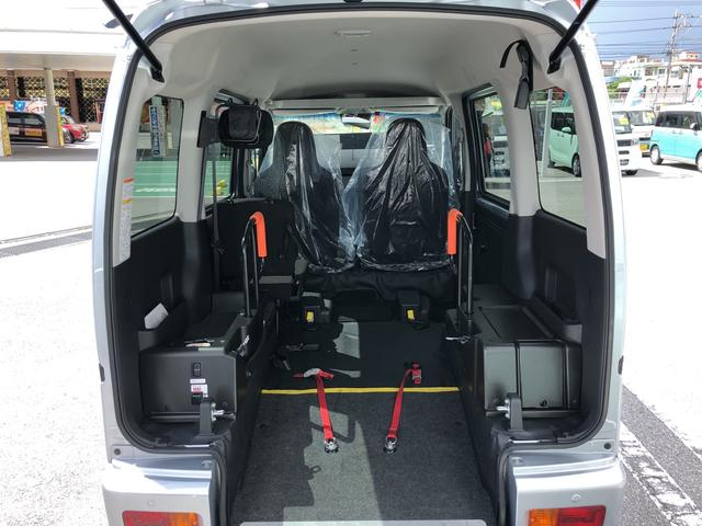 ハイゼットカーゴスローパ− リヤレス 補助シート SAIII2WD AT ワンオーナー キーレス 運転席エアバッグ(沖縄県)の中古車