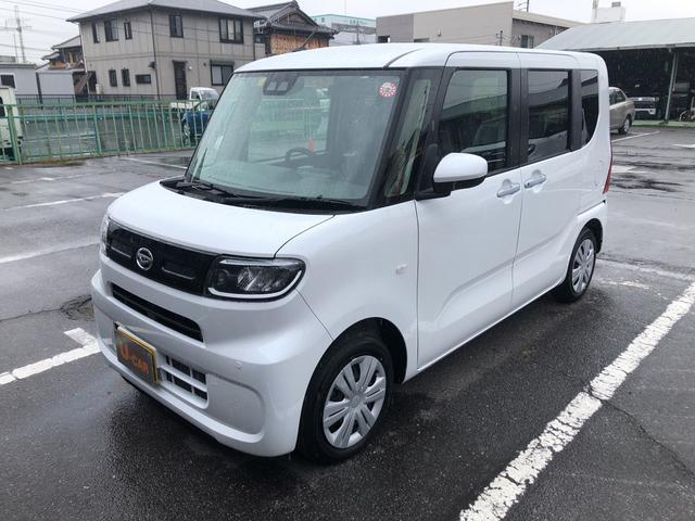 タントX(三重県)の中古車