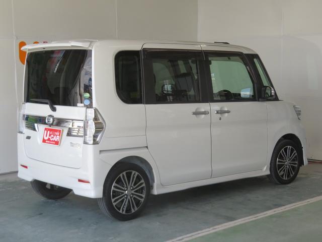 タントカスタムRS SA 純正ナビ バックカメラ(三重県)の中古車