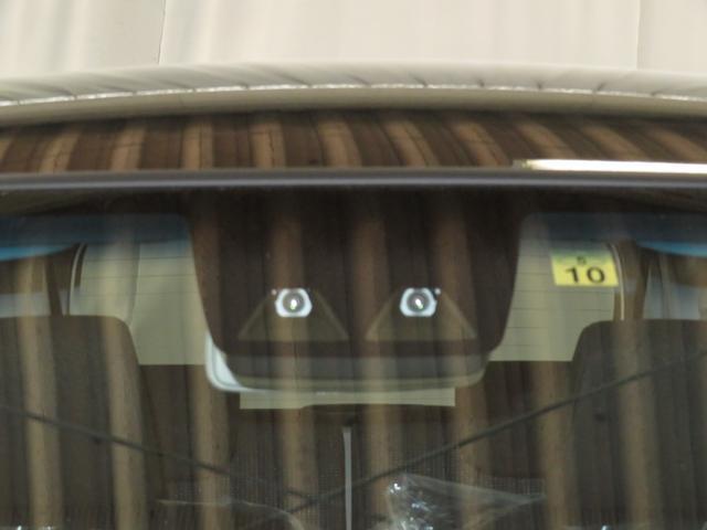 ムーヴXリミテッドII SAIII元展示車 走行12km バックカメラ 純正アルミ 運転席シートヒーター LEDヘッドライト オートエアコン オートハイビーム 衝突被害軽減ブレーキ車線逸脱警報機能 誤発進抑制機能 先行車発進知らせ機能(三重県)の中古車