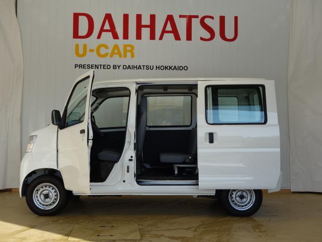 ハイゼットカーゴスペシャル ロールーフ 4AT 4WD(北海道)の中古車