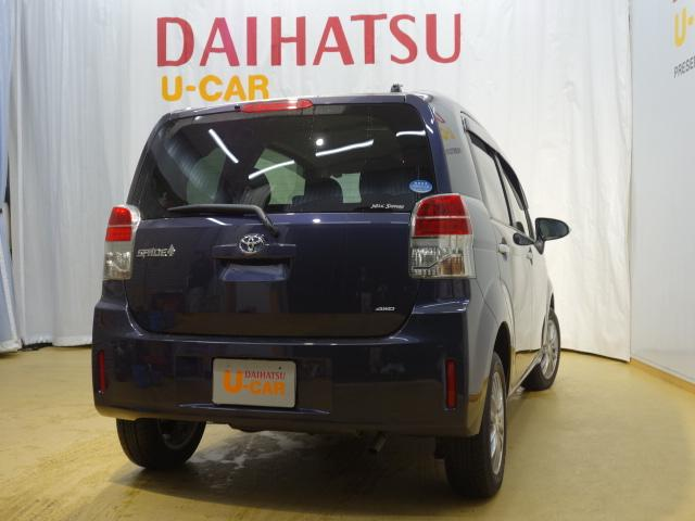 スペイドF CVT 4WD(北海道)の中古車