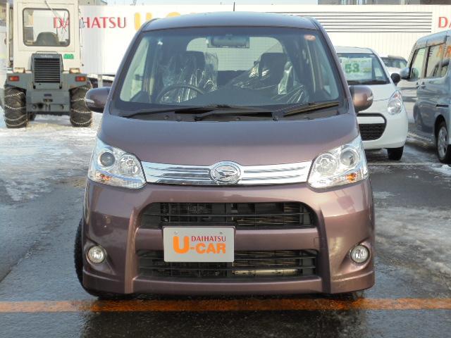 ムーヴカスタム Xリミテッド 車検整備付(北海道)の中古車