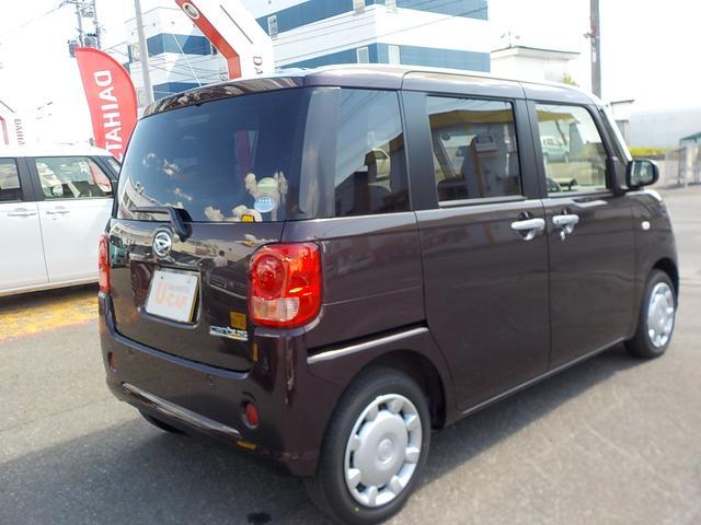 ムーヴキャンバスX SAII (北海道)の中古車