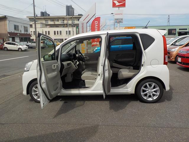 ムーヴX (北海道)の中古車