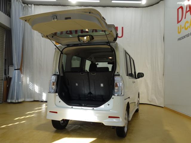 タントカスタムRS SAIII CVT 4WD(北海道)の中古車