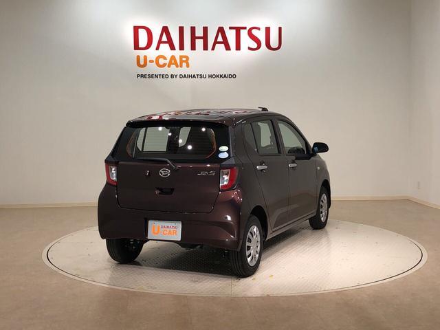 ミライースL SAIII 4WD CD(北海道)の中古車