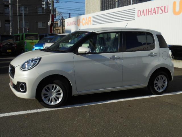 ブーンシルク SAII CVT 4WD(北海道)の中古車