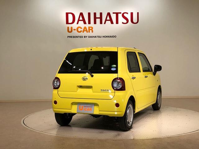 ミラトコットX SAIII 4WD CD(北海道)の中古車