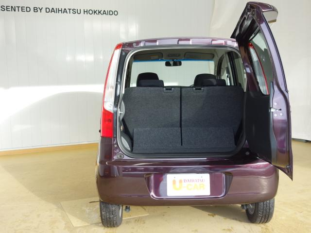 ムーヴX VS CVT 4WD(北海道)の中古車