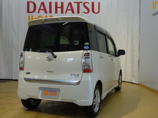 タントエグゼカスタムRS CVT 4WD(北海道)の中古車