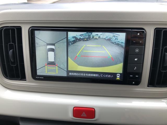 ミラトコットG リミテッド SAIII4WD ナビ 全周囲カメラ キーフリー 衝突被害軽減システム(北海道)の中古車