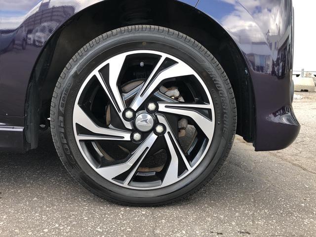 ムーヴカスタム RS ハイパーSAIII4WD ナビ バックカメラ キーフリー 衝突被害軽減システム(北海道)の中古車