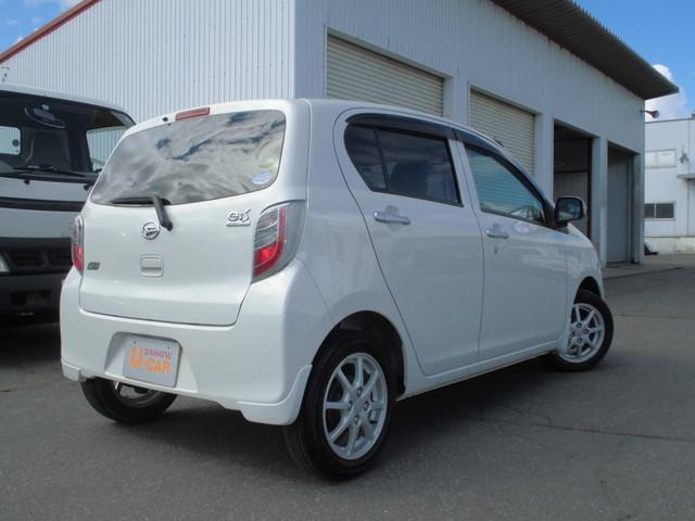 ミライースG CVT(北海道)の中古車