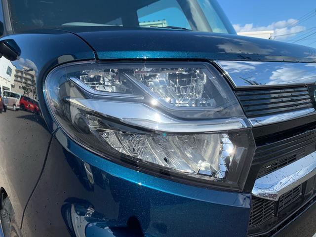 タントカスタムRS 4WD両側電動スライドドア・9インチナビ・スマートパノラパーキングアシスト・コーナーセンサー・アダブティブドライビングビーム・フルLEDヘッドライト・アダブティブクルーズコントロール・次世代スマアシ(北海道)の中古車
