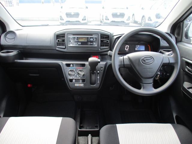 ミライースL SAIII 4WDスマートアシスト アイドリングストップ VSC(横滑り抑制機能) 前後コーナーセンサー オートハイビーム キーレスエントリー デジタルメーター CDチューナー(北海道)の中古車