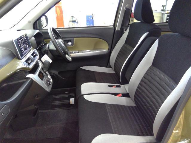 キャストアクティバG ターボ VS SAIII 4WDLEDヘッドライト アルミホイール組み夏冬タイヤ Bluetooth対応CDチューナー オートエアコン 革巻きステアリングホイール スマートキー プッシュスタート オートライト オートエアコン(北海道)の中古車