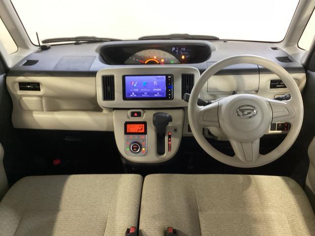ムーヴキャンバスX SAII 4WDスマートアシスト 両側スライドドア スマートキー アイドリングストップ VSC(横滑り抑制機能) ダイハツ純正カーナビ エンジンスターター オートエアコン(北海道)の中古車