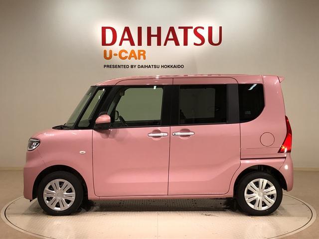タントX ナビ(北海道)の中古車