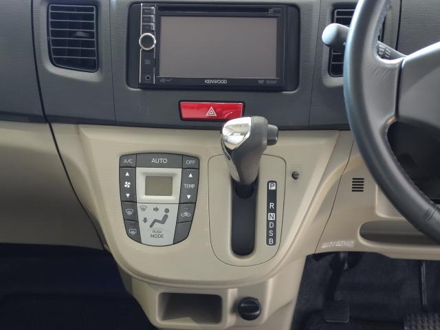 ムーヴX 車検整備付 CVT 4WD(北海道)の中古車