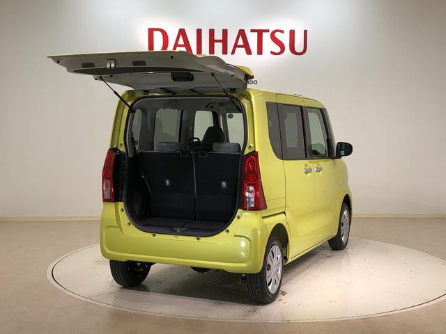 タントX 4WD(北海道)の中古車