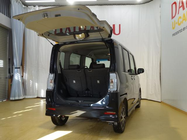 タントカスタムX トップエディションSAIII CVT 4WD(北海道)の中古車