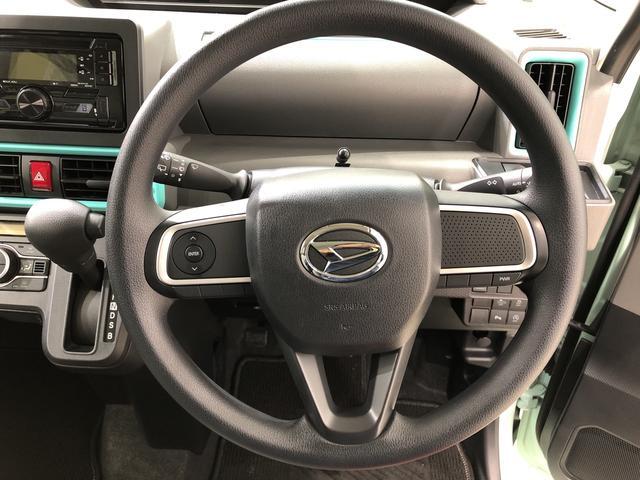 タントウェルカムターンシートX4WD CDチューナー キーフリー 電動スライドドア 衝突被害軽減システム(北海道)の中古車