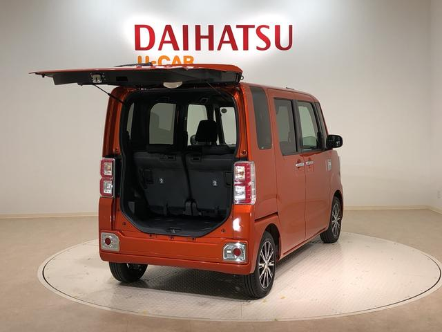 ウェイクGターボSAIII 4WD ナビ(北海道)の中古車