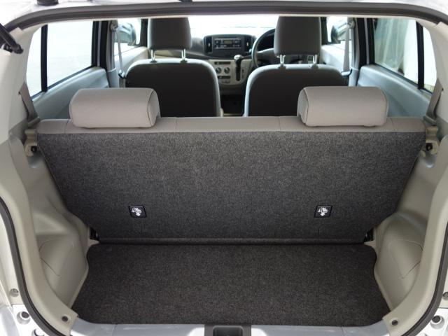 ミライースXf SA 車検整備付 CVT 4WD(北海道)の中古車