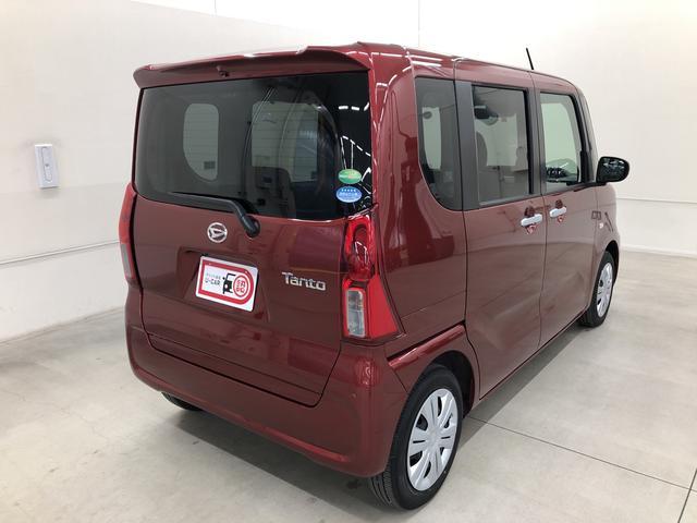 タントX(群馬県)の中古車