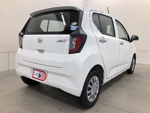 ミライースL SAIII 元社用車(群馬県)の中古車