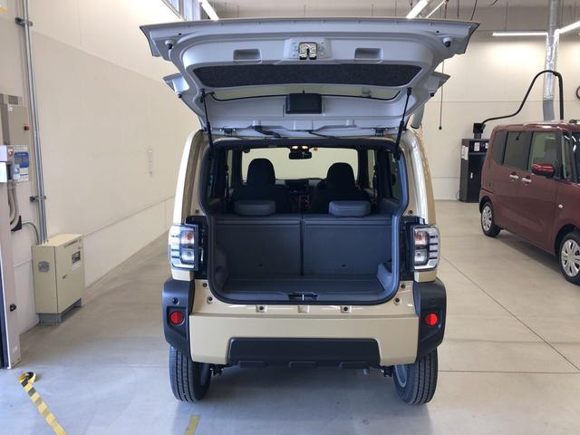 タフトG 2WDプッシュスタート LEDヘッドライト オートエアコン 電動ドアミラー シートヒーター(群馬県)の中古車