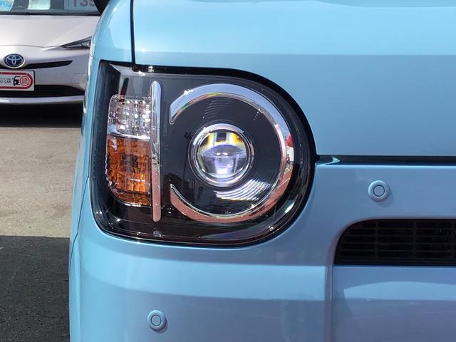 ミラトコットG SAIIILEDヘッドライト パノラマカメラ ドライブレコーダー ETC オートライト オートエアコン シートヒーター スタンダードナビ セキュリティアラーム アイドリングストップ(栃木県)の中古車