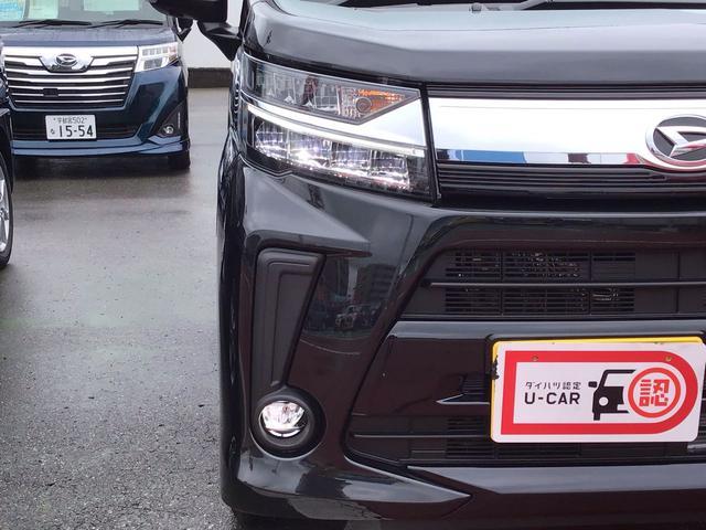 ムーヴカスタム XリミテッドII SAIIIパノラマカメラ シートヒーター LEDヘッドライト スマートアシストIII オーディオレス オートエアコン オートライト アイドリングストップ セキュリティアラーム(栃木県)の中古車