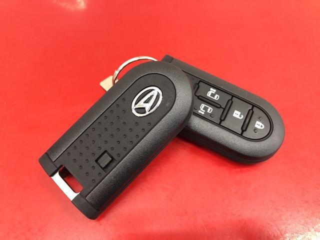 ムーヴキャンバスXメイクアップリミテッド SAIII 4WDプッシュスタート オートエアコン 両側電動スライドドア 電動ドアミラー(群馬県)の中古車