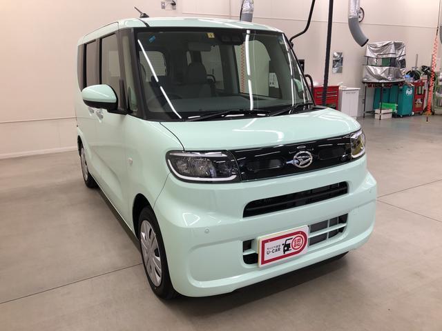 タントX ディスプレイオーディオ付 弊社試乗車(群馬県)の中古車