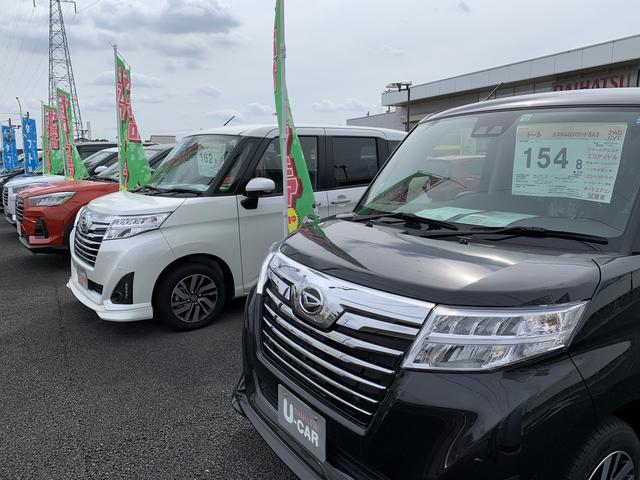 タントカスタムX スマアシ バックカメラ付 弊社社用車(群馬県)の中古車
