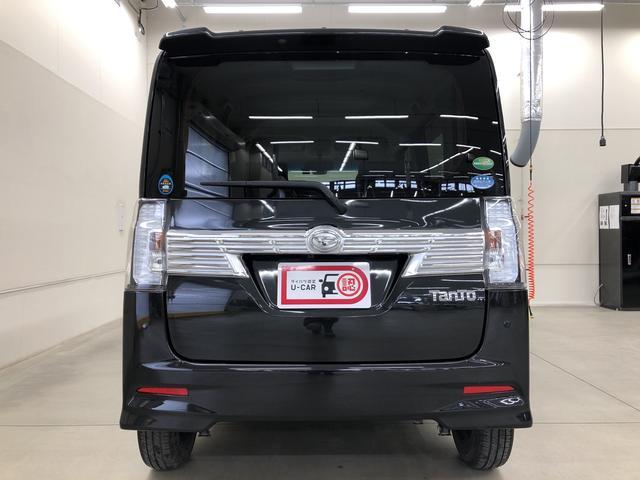 タントカスタムX トップエディションSAIIナビゲーション(群馬県)の中古車
