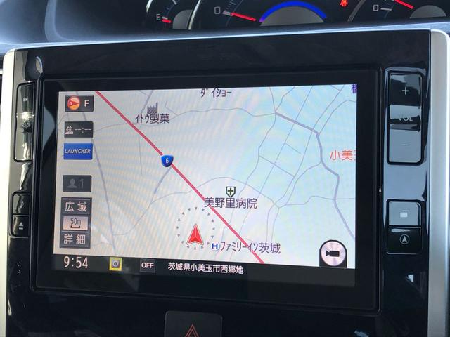 タントカスタムX トップエディションSAIII純正8インチナビ ドラレコ スマートキー LEDヘッドランプ 14インチアルミホイール(茨城県)の中古車