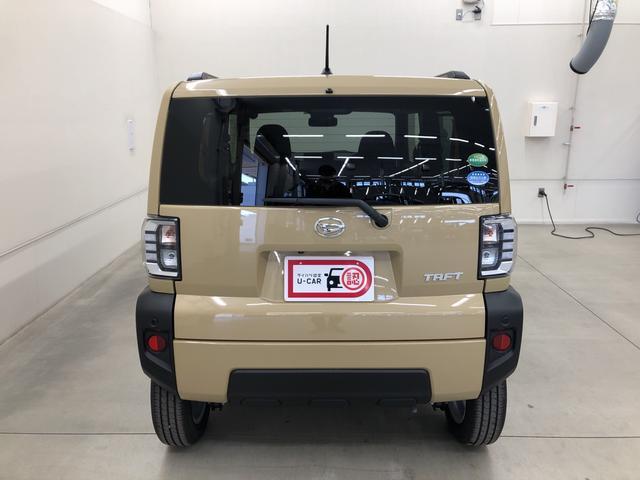 タフトG 2WDスマートアシスト・スカイフィールトップ・プッシュスタート・LEDヘッドライト・オートエアコン・電動ドアミラー(群馬県)の中古車