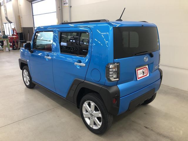 タフトG 2WDプッシュスタート オートエアコン 電動ドアミラー(群馬県)の中古車