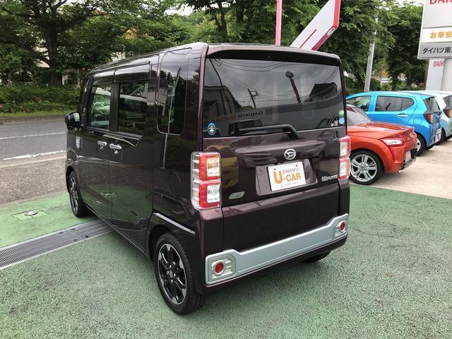 ウェイクG SA 7インチナビ後席モニター付き(東京都)の中古車