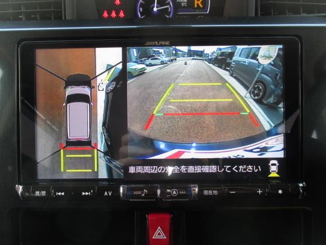 トールG SAII 9インチナビ 後席モニター パノラマモニター(東京都)の中古車