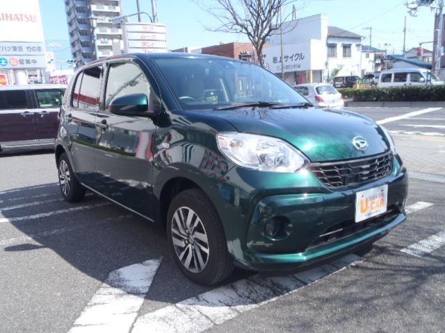 ブーンX Gパッケージ SAII スマアシ?・アップグレード(東京都)の中古車